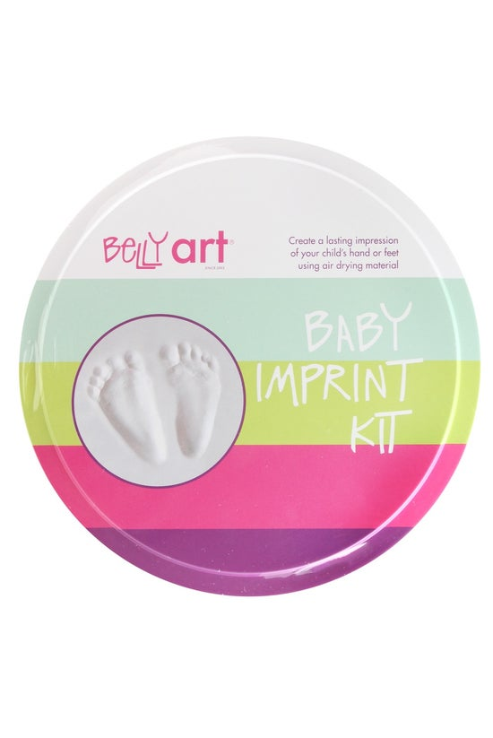 Belly Art Baby Imprint Kit