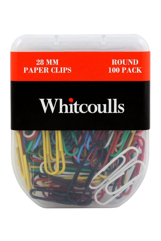 Whitcoulls Round Paper Clips S...
