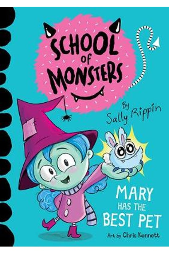 School Of Monsters #01: Mary H...