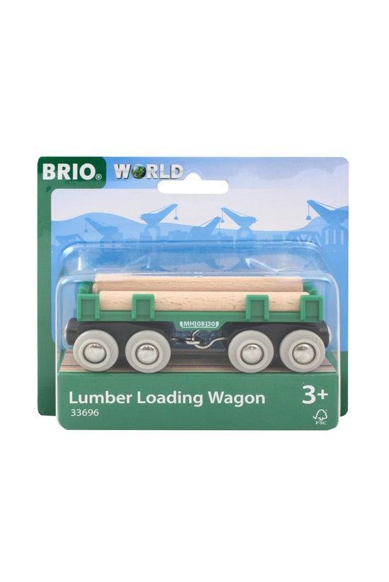 Brio World: Lumber Loading Wag...