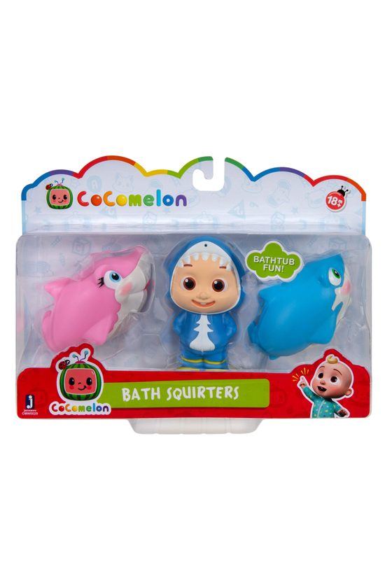 Cocomelon Bath Squirters Pack ...