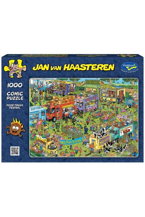 Jan Van Haasteren Food Truck F...