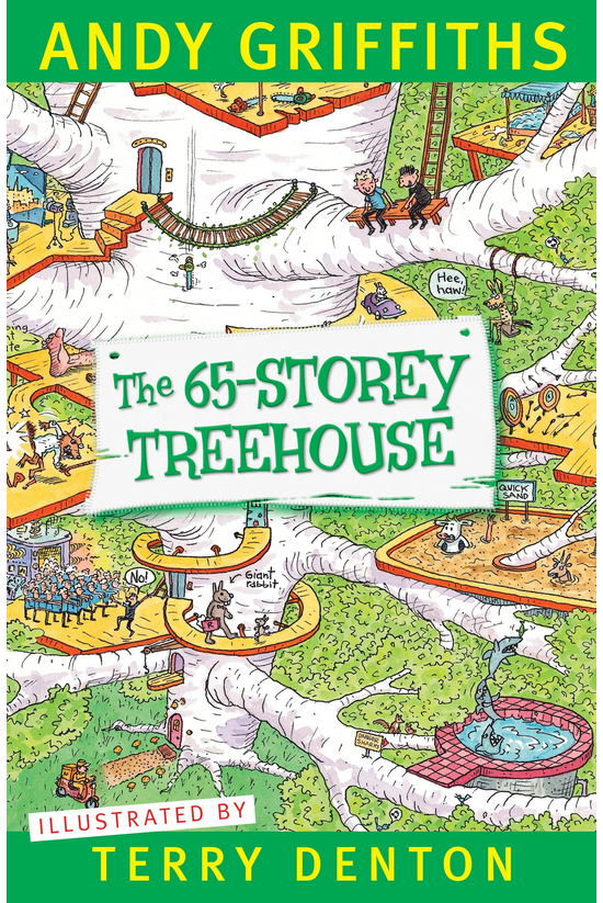 Treehouse #05: The 65-storey T...