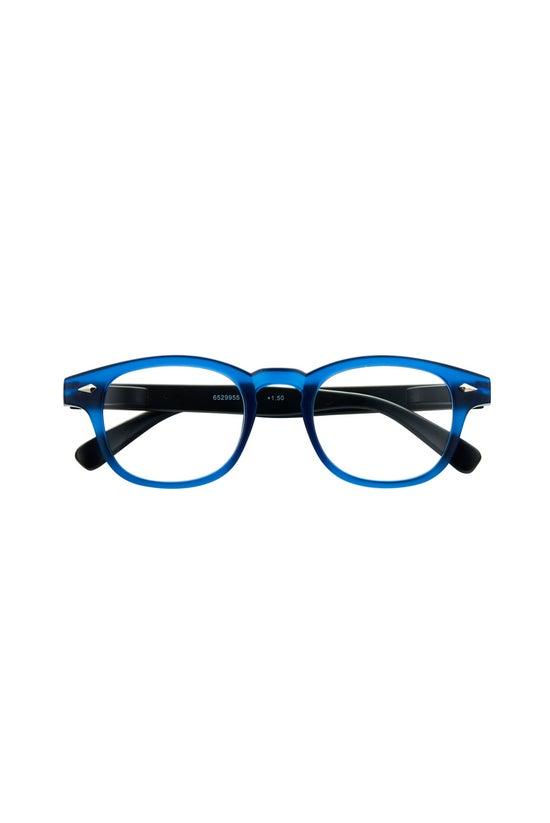 Zoom Reader 1.50 Round Blue