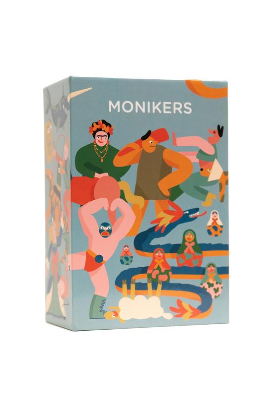 Monikers Game