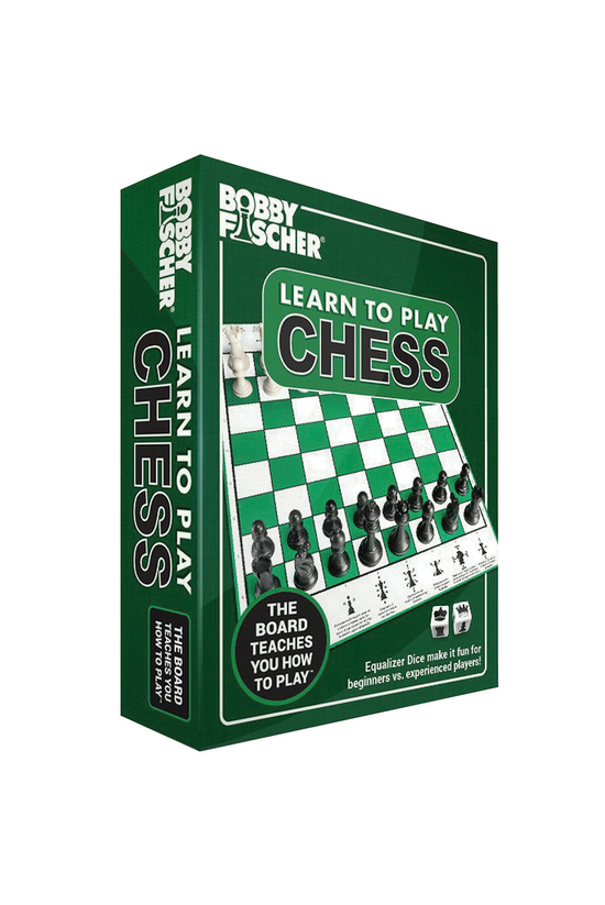 Bobby Fischer: Learn To Play C...