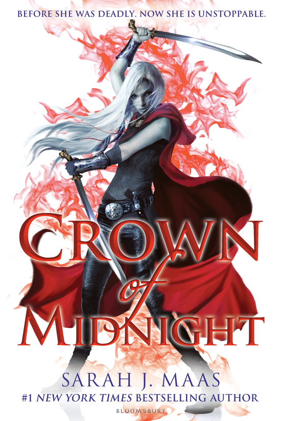 Throne Of Glass #02: Crown Of ...