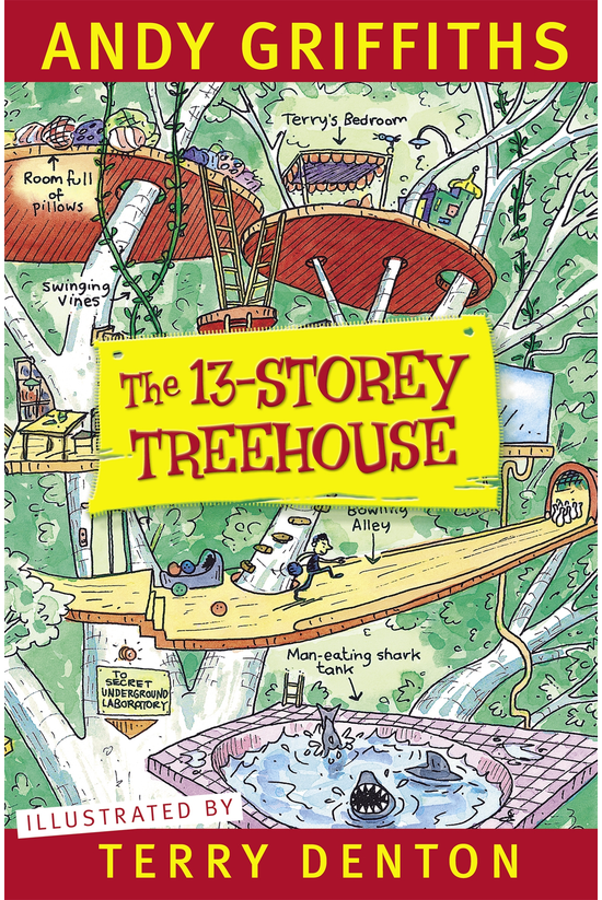 Treehouse #01: The 13-storey T...