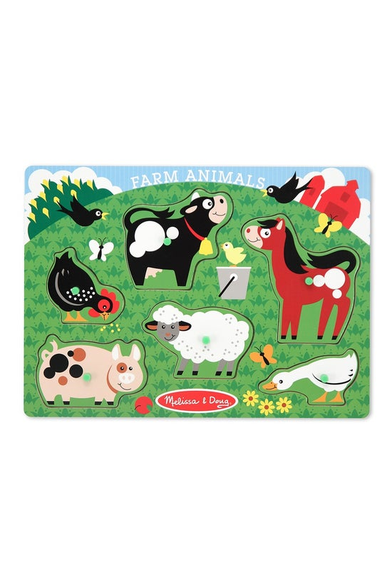Melissa & Doug Farm Animal...