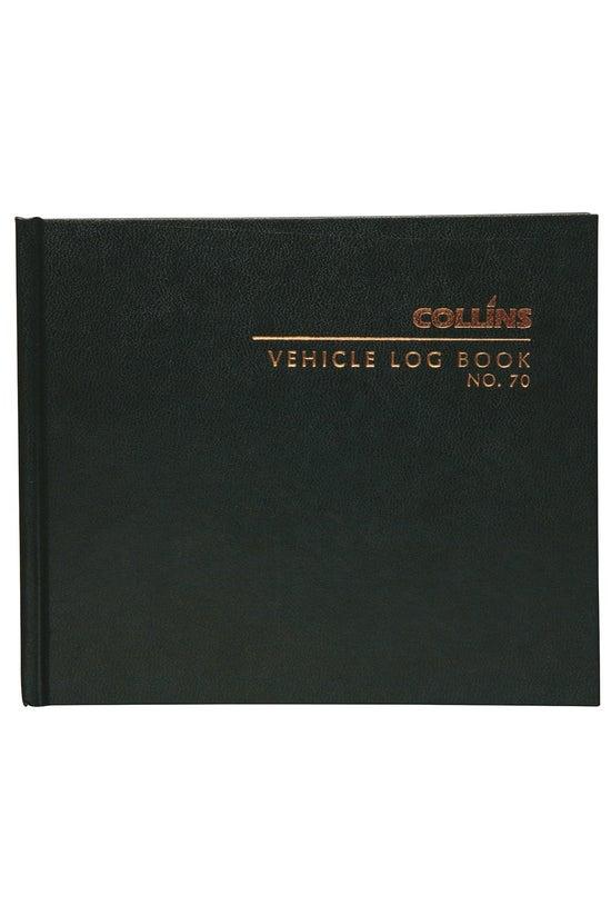 Collins Vehicle Log Book No.70...
