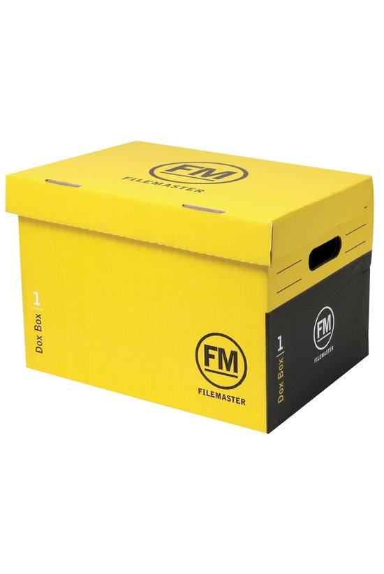 Fm Archive Dox Box Number 1 Ye...