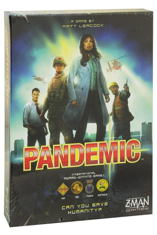 Pandemic Game