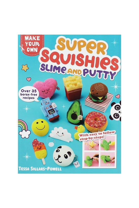 Make Your Own Super Squishies ...