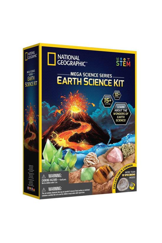 National Geographic Mega Earth...
