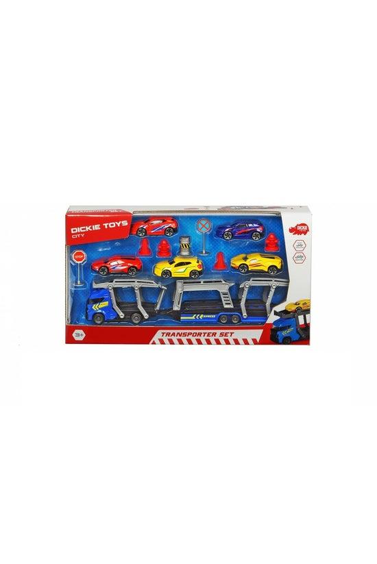 Dickie Toys City: Transporter ...