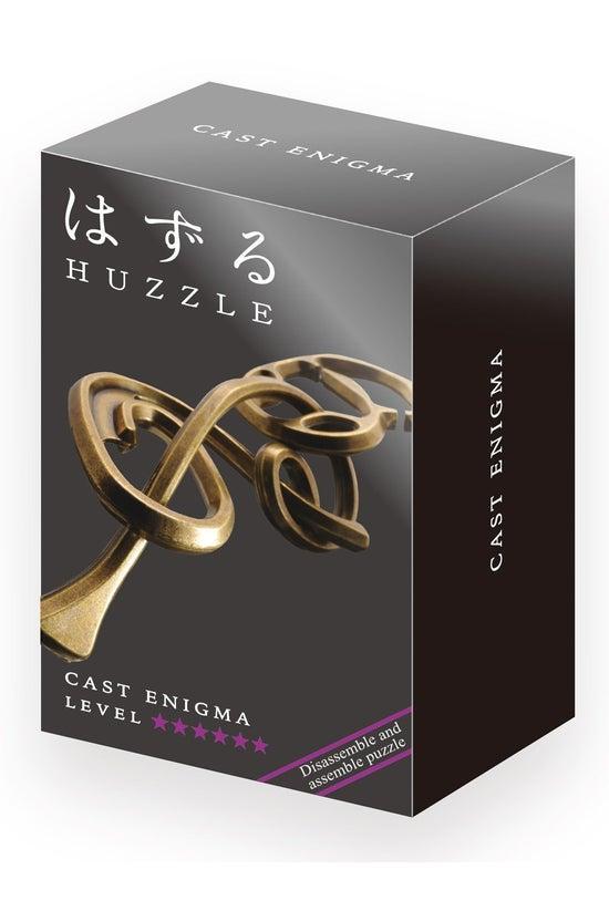 Huzzle Puzzle Cast Enigma Puzz...