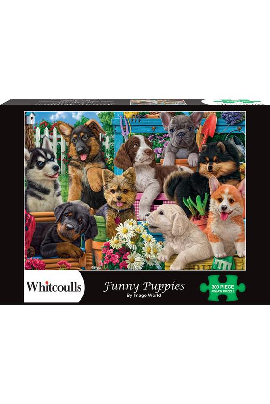 Whitcoulls 300 Piece Jigsaw Fu...