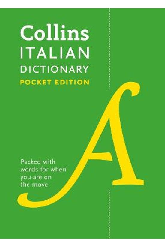 Collins Italian Pocket Diction...