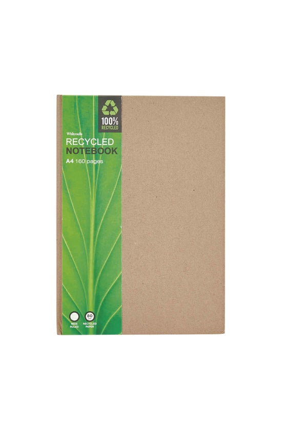 Whitcoulls A4 Kraft Hardcover ...