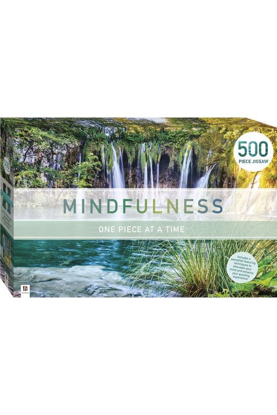 Mindfulness 500 Piece Jigsaw L...