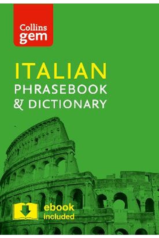 Collins Italian Phrasebook And...