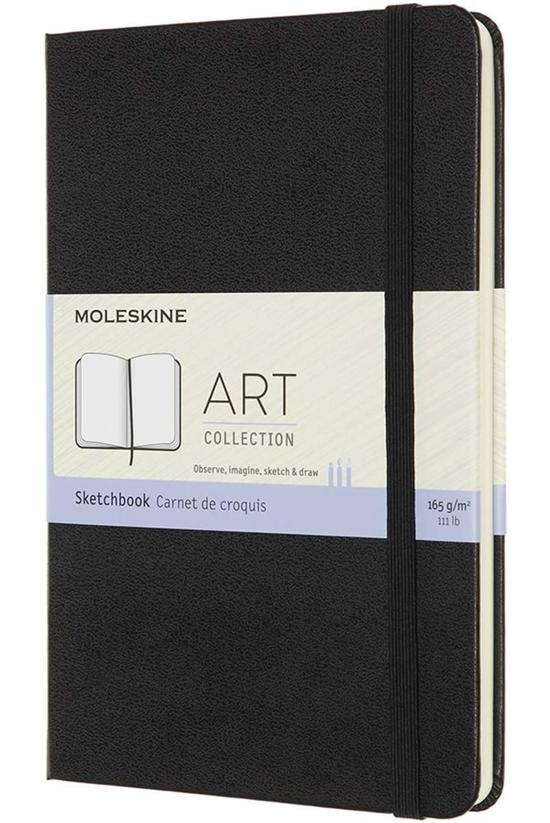 Moleskine Art Sketchbook Mediu...