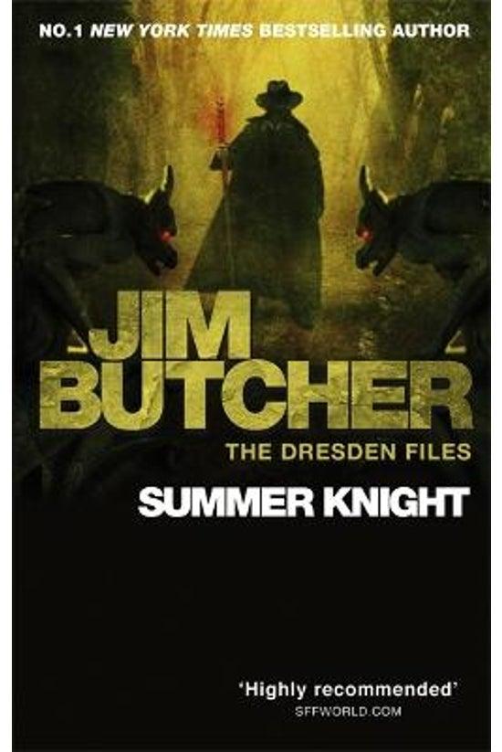 The Dresden Files #04: Summer ...