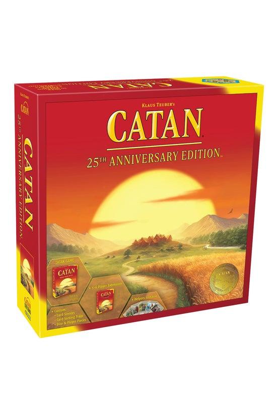 Catan: 25th Anniversary Editio...