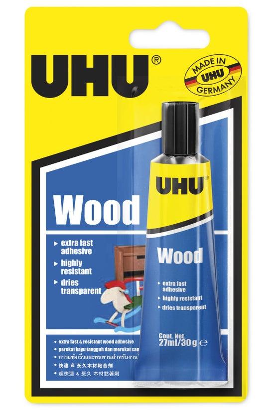 Uhu Wood Glue 27ml