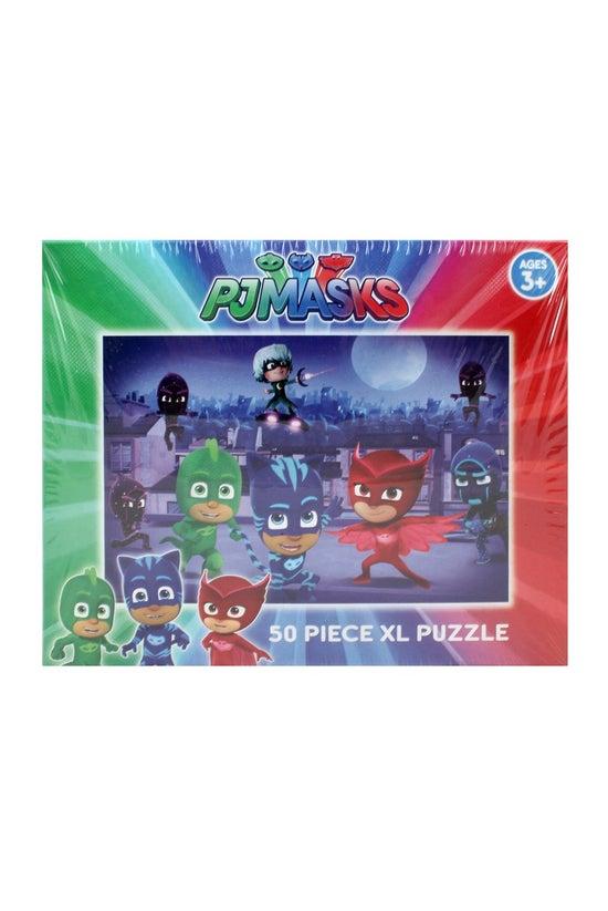 Pj Masks Jigsaw Puzzle 50 Piec...