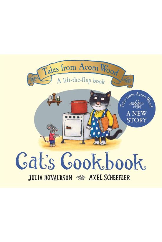 Cat's Cookbook: A New Tales Fr...