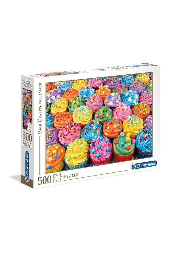 Clementoni 500 Piece Puzzle Co...