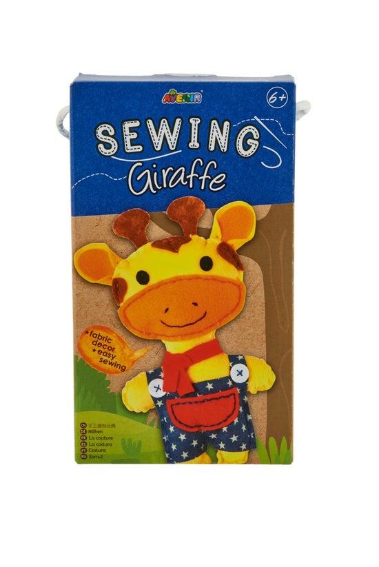 Avenir Sewing Doll Kit Giraffe