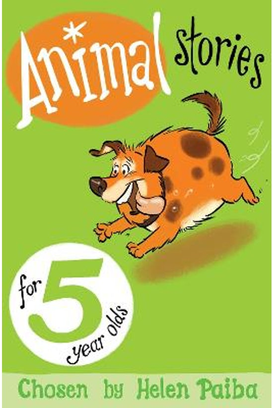Animal Stories For 5 Year Olds