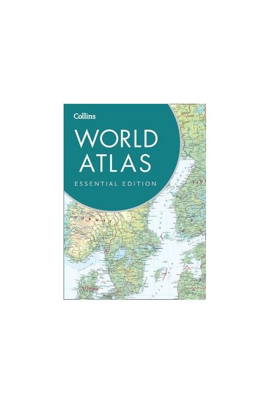 Collins World Atlas: Essential...