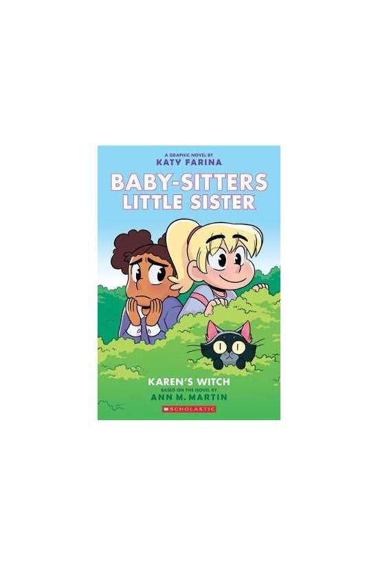 Baby-sitters Little Sister #1:...