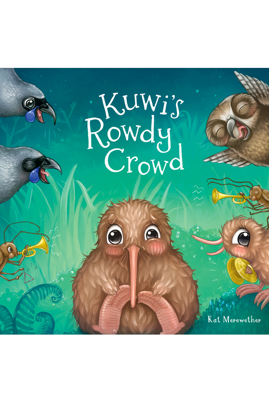 Kuwi The Kiwi #04: Kuwi's Rowd...