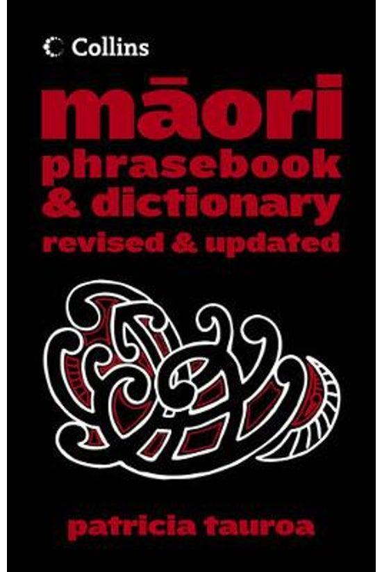 Collins Maori Phrase Book &...