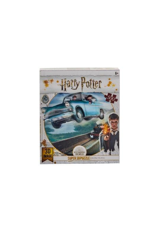 Harry Potter 500 Piece Puzzle ...
