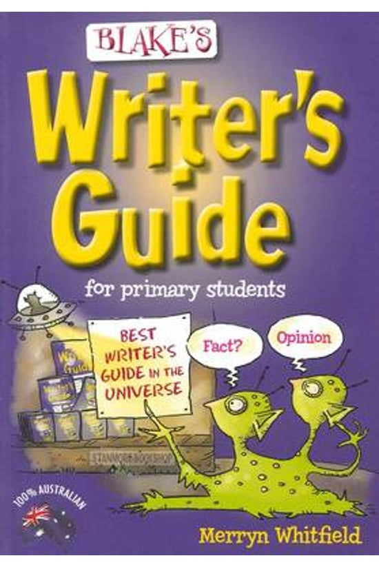 Blake's Writing Guide
