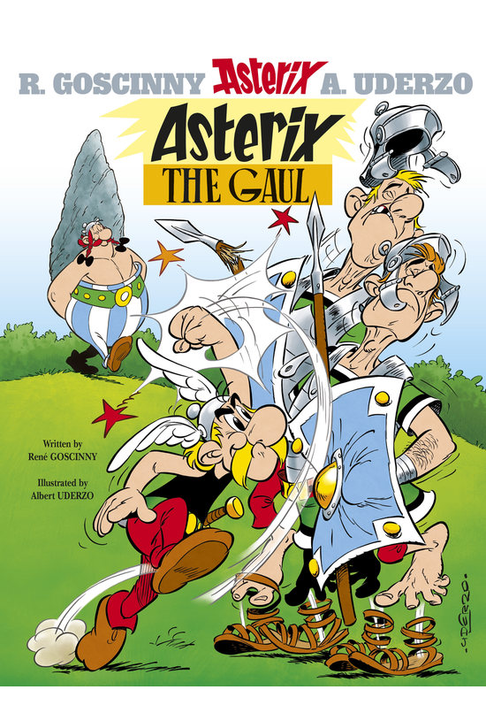Asterix #01: Asterix The Gaul