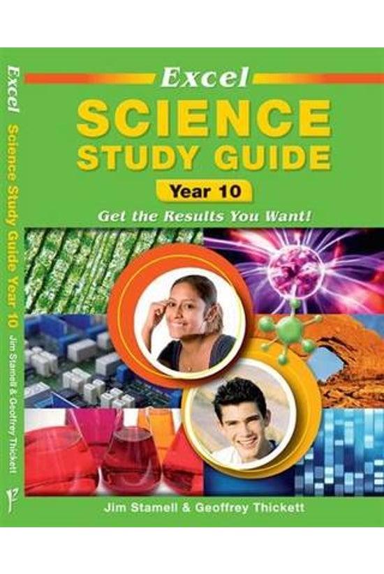 Excel Year 10 Science Study Gu...