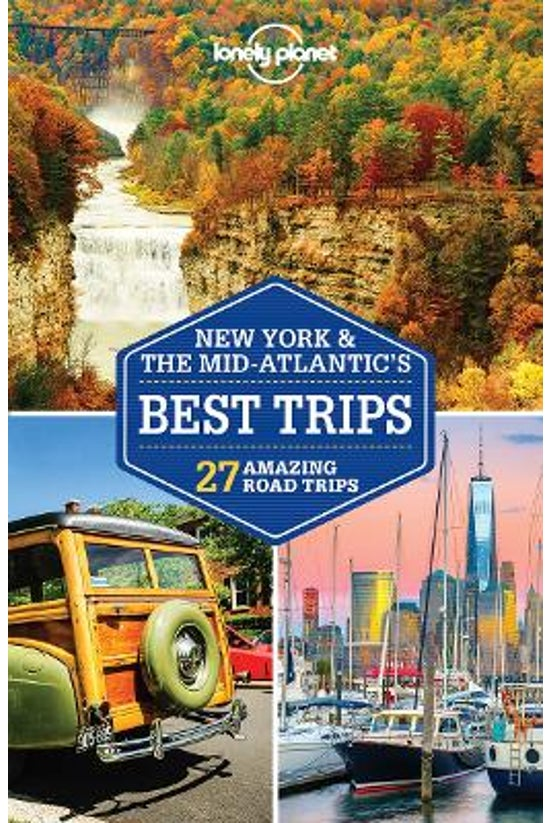 Lonely Planet New York & T...