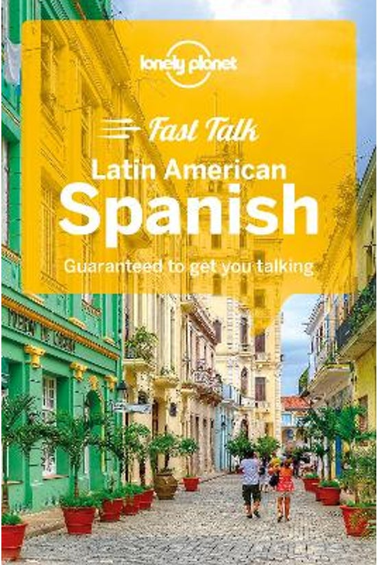 Lonely Planet Fast Talk Latin ...