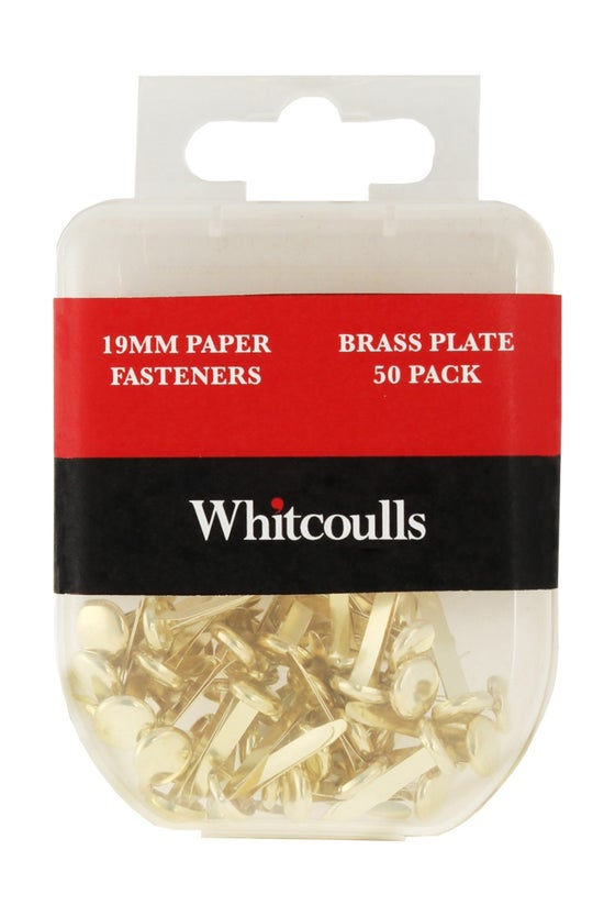 Whitcoulls Brass Plate Paper F...
