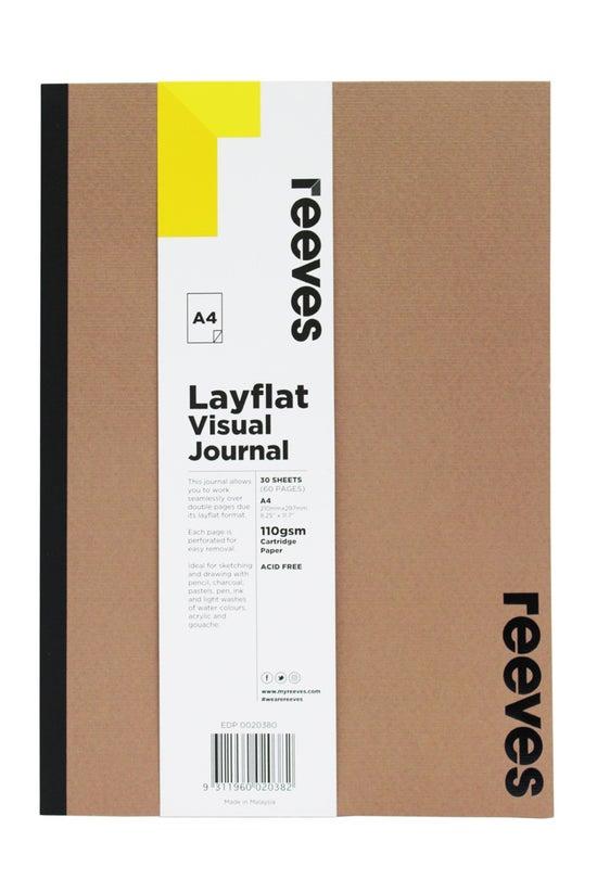 Reeves Layflat Visual Journal ...