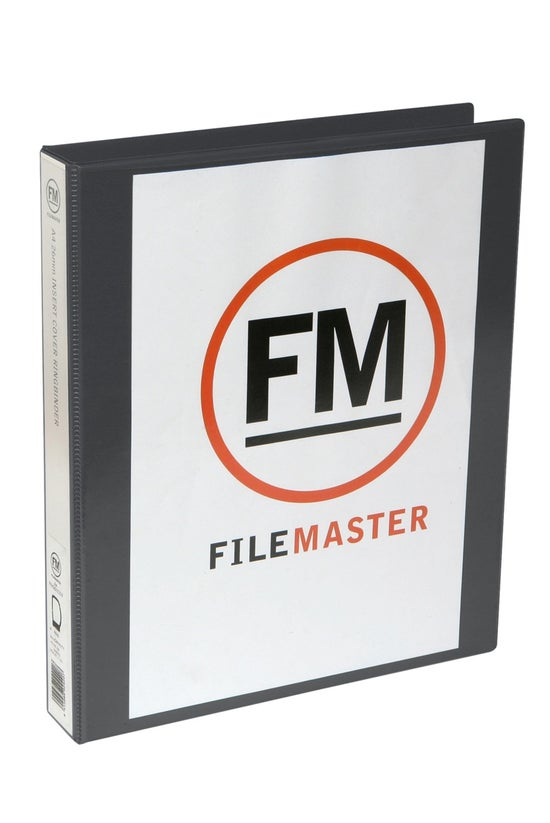 Fm Overlay Ringbinder A4 4/26 ...