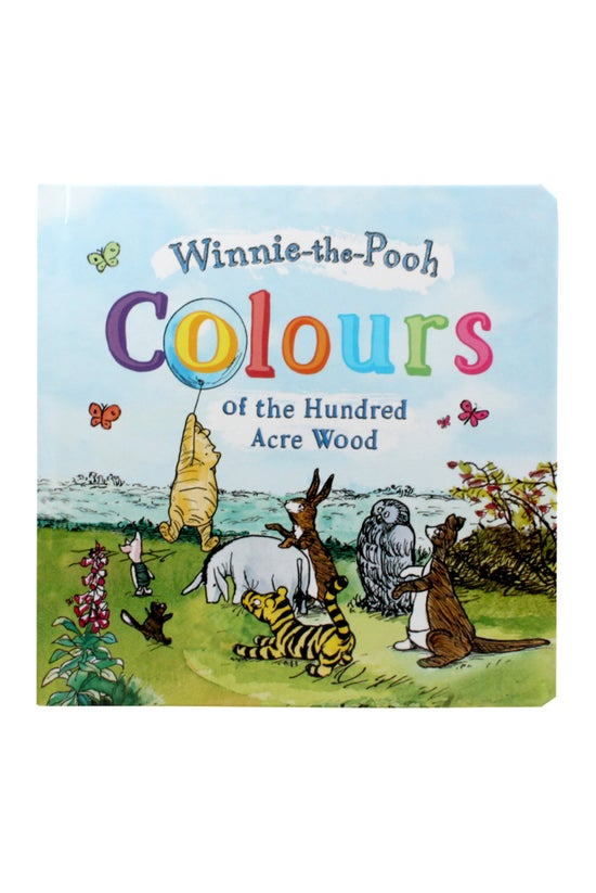 Colours Of The Hundred Acre Wo...