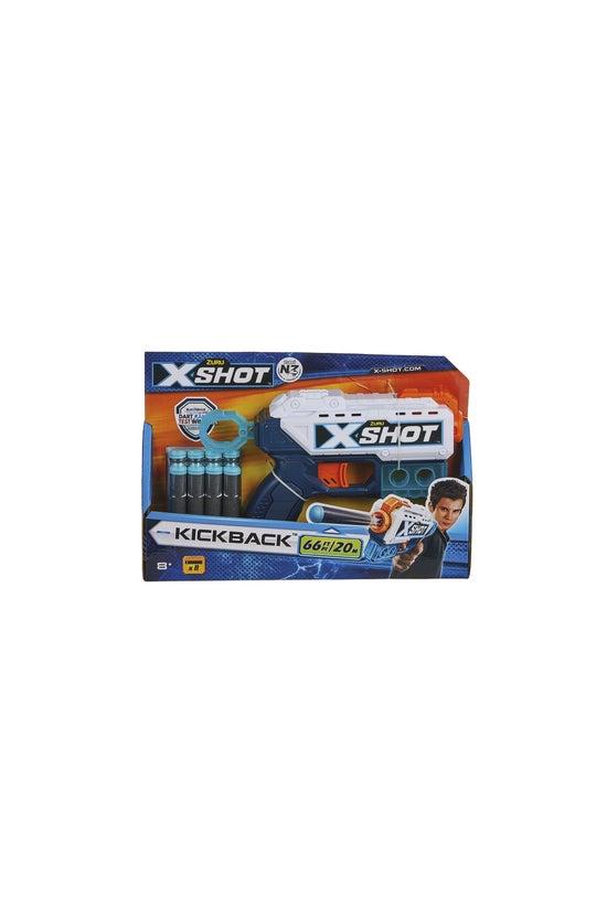 X-shot Excel Recoil Dart Gun