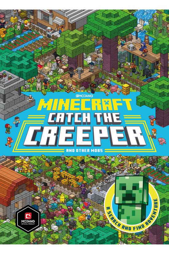 Minecraft Catch The Creeper &a...